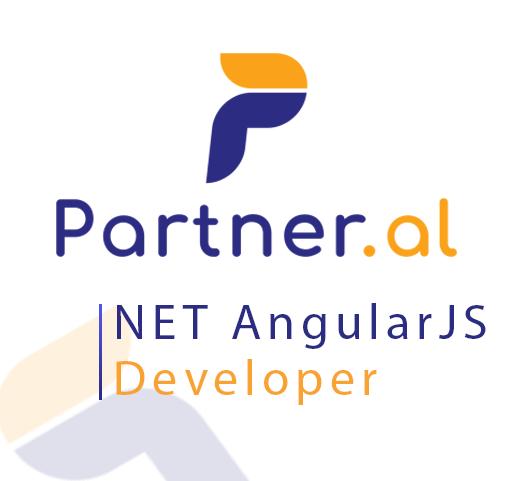 NET AngularJS Developer