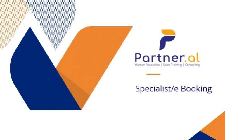 Specialist/e Booking