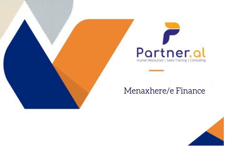 Menaxher/e Finance