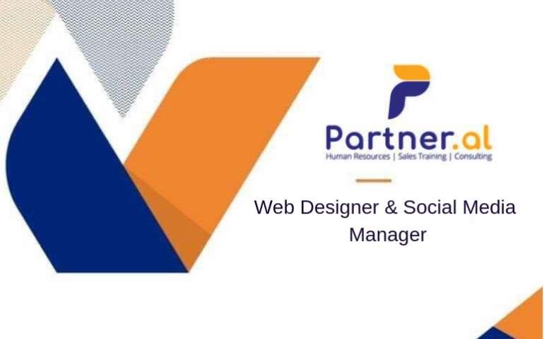 Web Designer & Social Media Manager