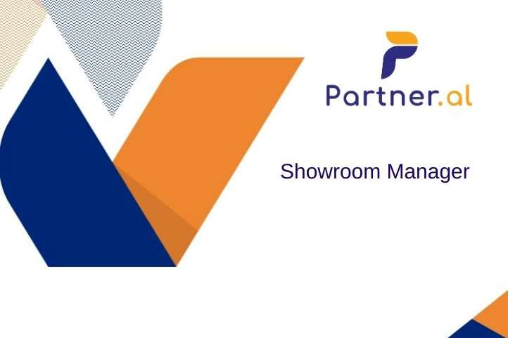 Showroom Manager