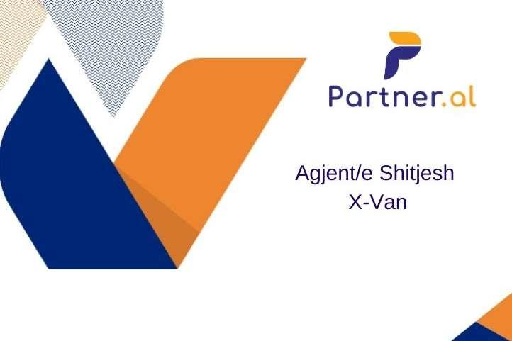 Agjent/e Shitjesh X-Van
