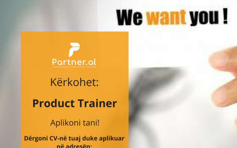 Product Trainer