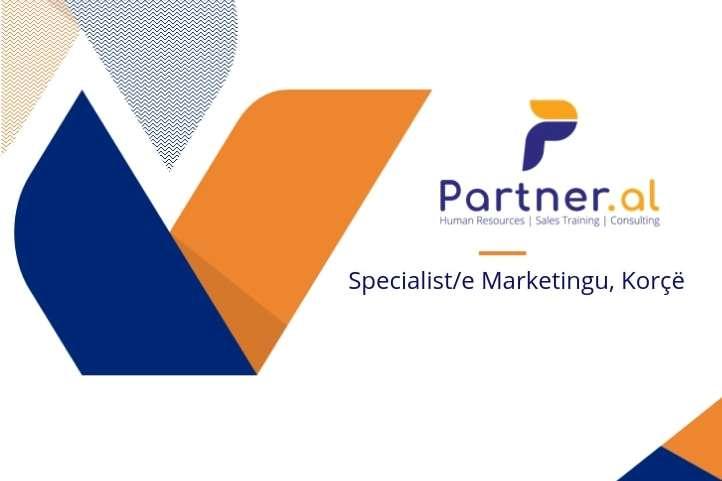 Specialist/e Marketingu, Korçë