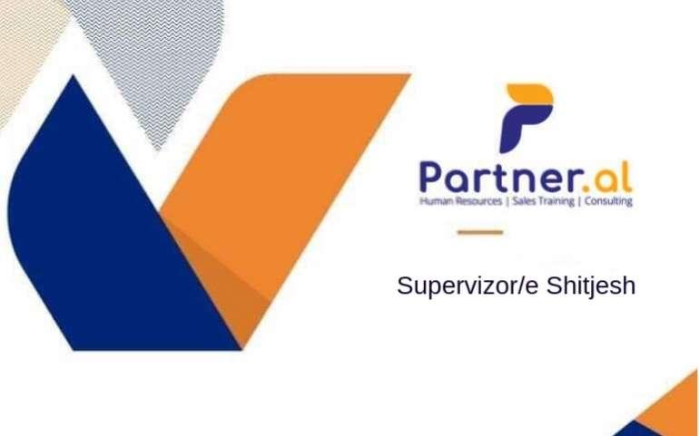 Supervizor/e Shitjesh