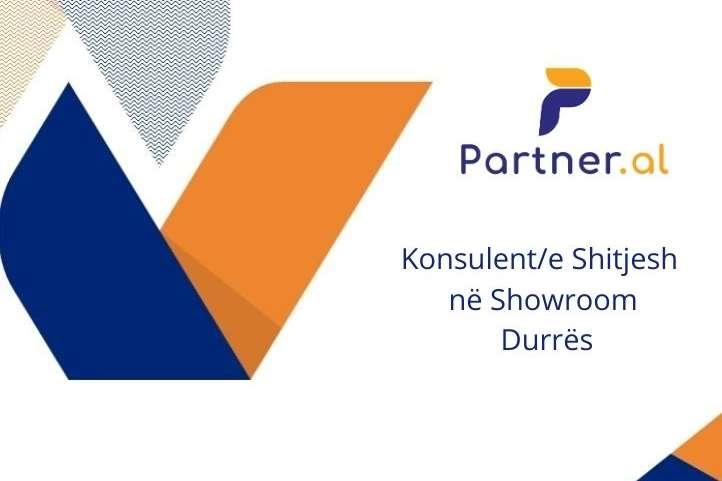Konsulent/e Shitjesh në Showroom Durrës