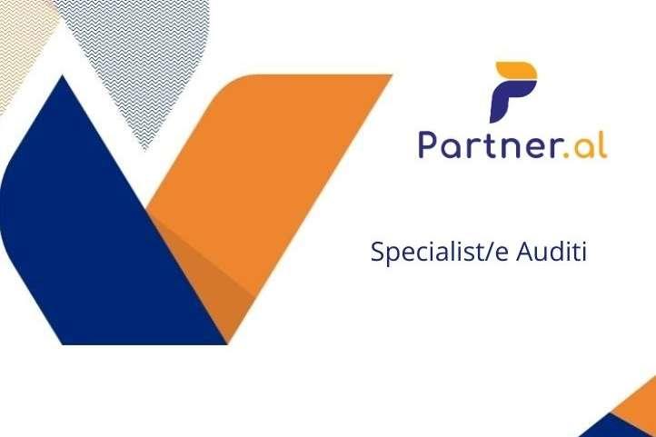 Specialist/e Auditi